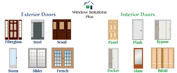 Different kind of doors design decoration for Different types of interior doors